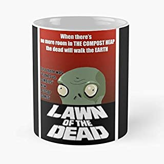 Dawn Of The Dead C Simple 110z Novelty Coffee Mugs