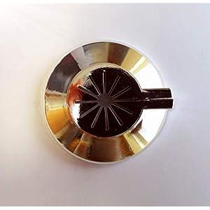 10 rosetas de cubierta para radiadores | cubierta para tubos de radiador | cubierta de tubería | cubierta de tubo…
