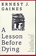 Ernest J. Gaines: A Lesson Before Dying (Paperback); 1997 Edition