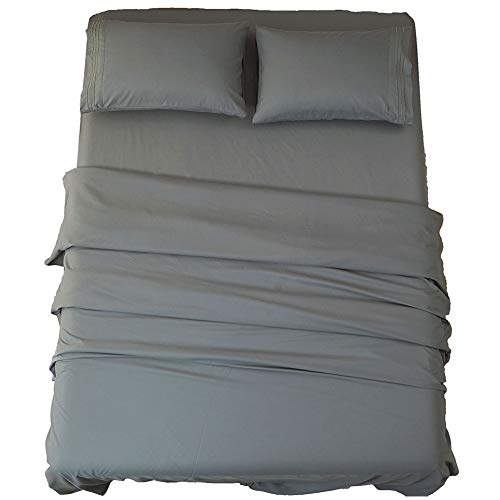88,000+ Amazon shoppers love these luxurious bed sheets that keep you cool at night!