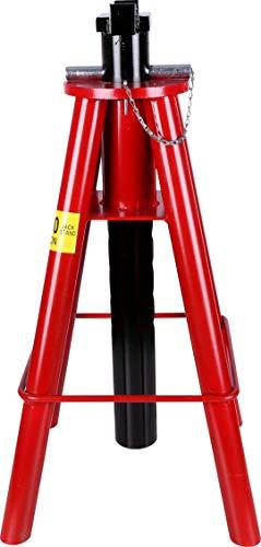 KS Tools 460.5540 Stahl-Unterstellbock 10 t, 720-1190 mm