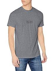 Vans_Apparel Easy Box SS Camiseta para Hombre