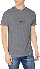 Vans_Apparel Easy Box SS Camiseta para Hombre