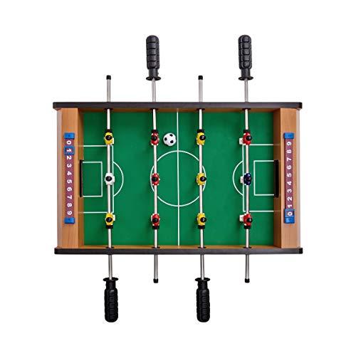 BUTLERS GOOOALIAT Tischkicker für Kinder 51,5x31,5 cm - Spielzeug Mini Kickertisch für Groß und Klein - hochwertiges Fußball-Tisch Spiel mit Ball und Spielstandsanzeige