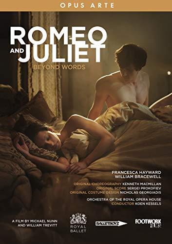 Romeo and Juliet- Beyond Words [Ballet] (Studio Production, 2019) [DVD]