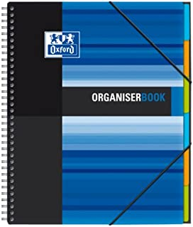Oxford - Organiser book - Cahier - 160 Pages