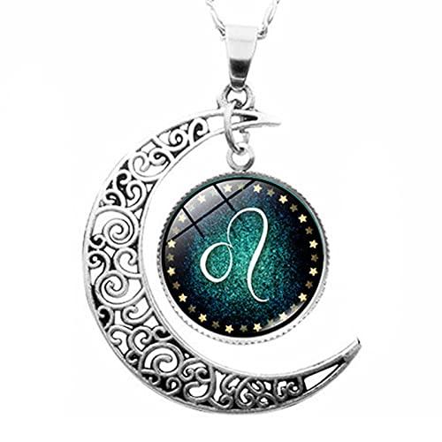 PANGKII - Collar de piedras preciosas, diseño único I M