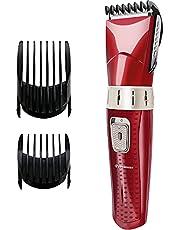 バリカン 電動バリカン ヘアカッター 散髪用 セルフカットIPX7防水 充電式 刈り高さ調節可能 4-30mm対応 低騒音 メンズ 子供用 業務用 日本語説明書付き