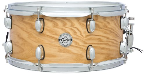 "Silver Series Ash Snare 14""x6.5"", S1-6514-ASHSN"