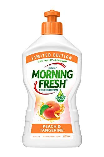 Morning Fresh Limited Edition Peach and Tangerine Dishwashing Liquid, 350 milliliters