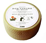 Manchego Reserve (Cured 6 months) - World Cheese Award - Whole Wheel (7 pound)