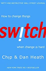 Cognitive dissonance: How to change things in this book by Chip and Dan Heath.