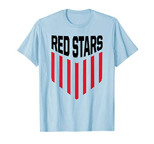 Chicago Womens Jersey American Soccer Red Stars Gift T-Shirt