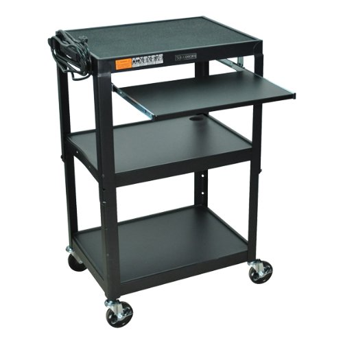 Compact Steel OFFicial Special price for a limited time store Computer Cart