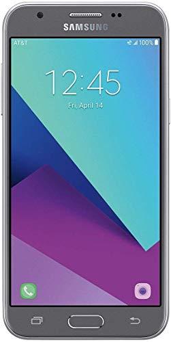 Samsung Galaxy J3 Prime J327T 16GB T-Mobile Unlocked Phone - Silver