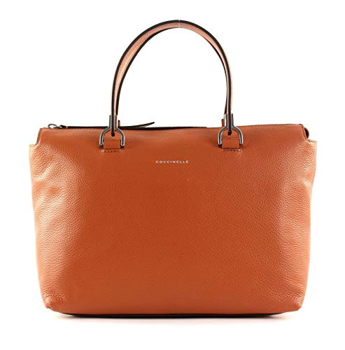 Coccinelle Keyla Handbag Small Tan