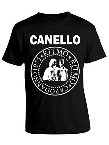 bubbleshirt Tshirt Film Cult Anni '80 ragionier ugo Canello - Capodanno 1975 - Parody - Trash - Humor