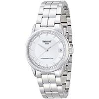 Tissot Luxury Powermatic 80 Mother of Pearl Ladies Watch