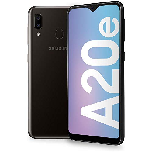 """Samsung A20e Tim Black 5.8"""" 3gb/32gb Dual Sim"""