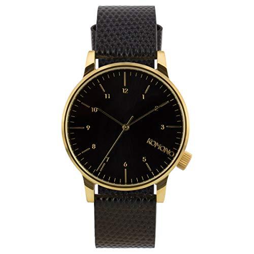 Komono Winston Monte Carlo Unisex Armbanduhr KOM-W2551