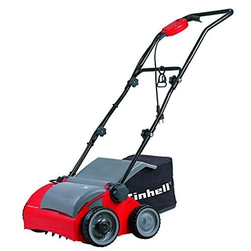 Einhell 3420520 RG-SA 1433 Arieggiatore Elettrico, 1.400 Watt, Rosso/Nero