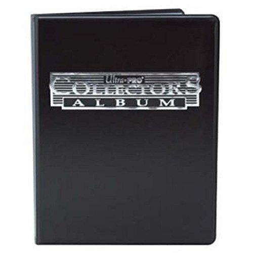 Ultra Pro 81374 - Portfolio 4-Pocket Black (RP4BK8-2)