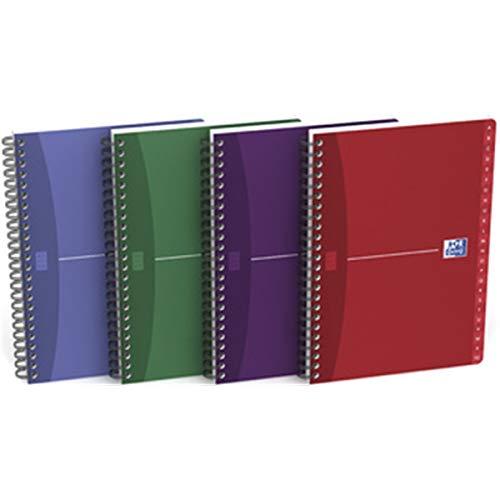 Oxford Office Registerbuch, DIN A5, liniert, Karton VE = 1