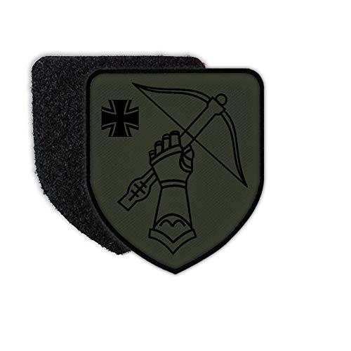 Copytec Patch LeFlaRakBttr 300 Reservist BW Bogen Armbrust Uniform Flugabwehr #31166