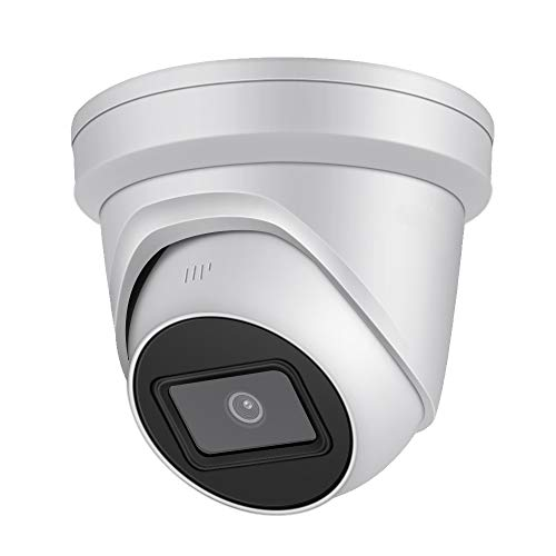 4K 8MP UltraHD Outdoor DarkFighter Security PoE IP Camera OEM DS-2CD2385G1-I ,4mm Fixed Lens,3840×2160, EXIR Turret Network Surveillance Camera with 98ft Night Vision, IP67 Waterproof, H.265+,ONVIF