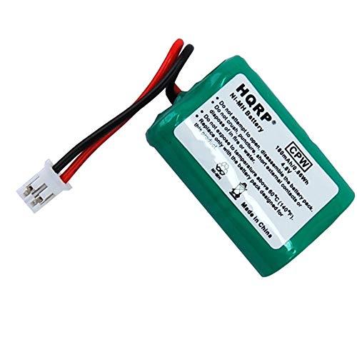 HQRP Batterie Compatible avec SportDOG SportHunter 800 / SD800, FR-200 / FR200 / 650-058 Collier de Dressage de Chiens