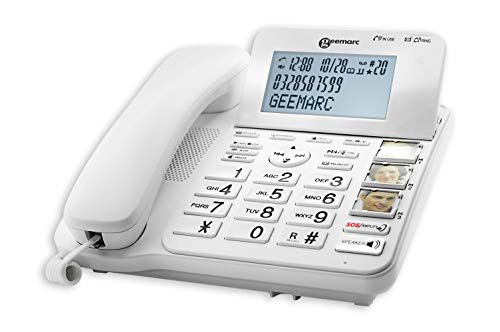 Geemarc CL595 seniorentelefoon
