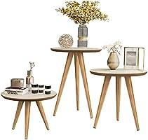 Mesa de Centro, Apoio e Lateral - Kit Triplo Classic - Mania de Móveis
