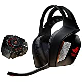 ASUS Gaming Headset ROG Centurion with USB Control Box | True 7.1 Stereo Surround Sound | Gaming Headphones with Mic