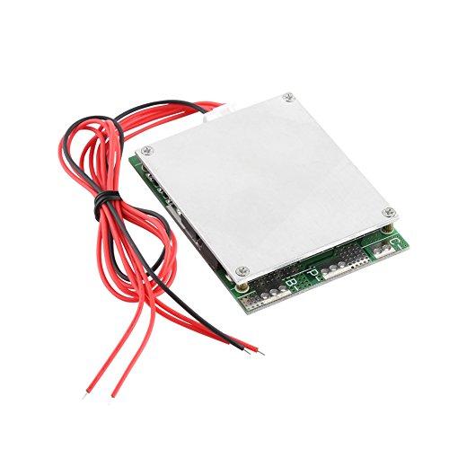 4Series BMS Batterie Schutzbrett, 12V 100A mit Ausgleichfunktion für 18650 LiFePO Akku