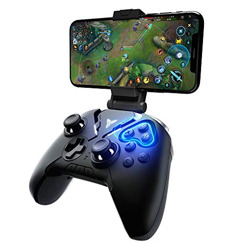 Flydigi Apex Series 2 Multi-Platform Controller, Creative Draggable Wheel. Support Android/ Tablet/ PC/ TV Box ect, Motion Sensing, Mapping technology, DOES NOT SUPPORT IOS 13.4 AND ABOVE.