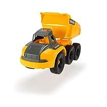 Dickie- Camión volquete de juguete