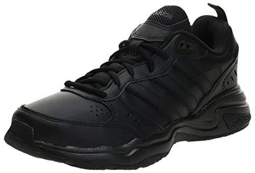 adidas Strutter, Zapatillas Deportivas Fitness y Ejercicio Hombre, Noir Noir Gris Foncã, 44 EU