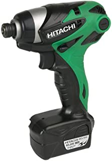 Hitachi WH10DL 10.8-Volt Cordless Lithium-Ion Micro Impact Driver  (Discontinued by Manufacturer)