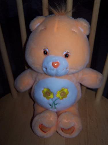 Care Bears Friend Bear Plush 13 Tall 2002 by TCFC Care Bears