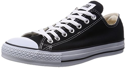 Converse Canvas All Star OX Sneakers, Classic - black