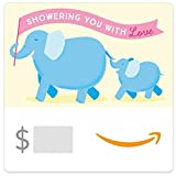 Amazon eGift Card - Baby Elephants