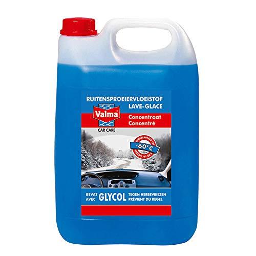 Valma 1830843 WC05 Lave-Glace antigel concentré-60 °C, Blue