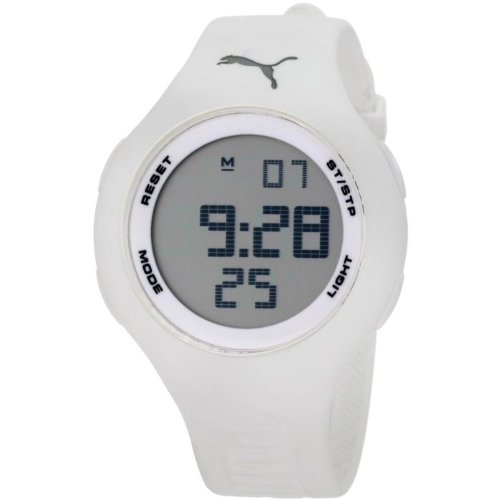 Puma Time Active Damen-Armbanduhr Digital Loop White Quarz A.PU910801010