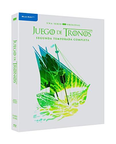 Juego De Tronos Temporada 2 Ed.Limitada R.Ball Blu-Ray [Blu-ray]
