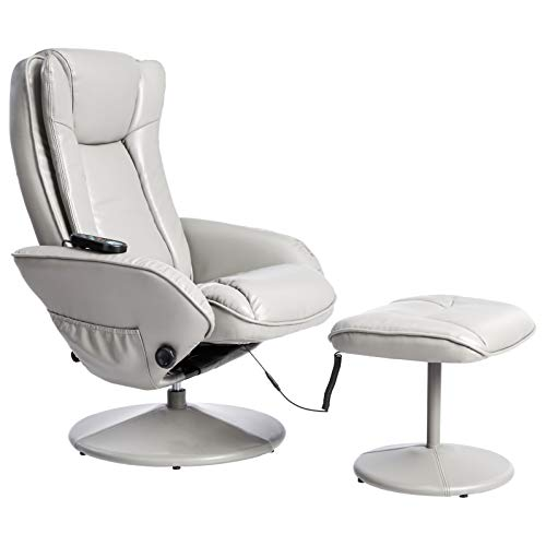 JC Home Massage chair, one size, Grey