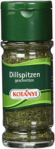 Kotanyi Dillspitzen gerebelt, 4er Pack (4 x 16 g)