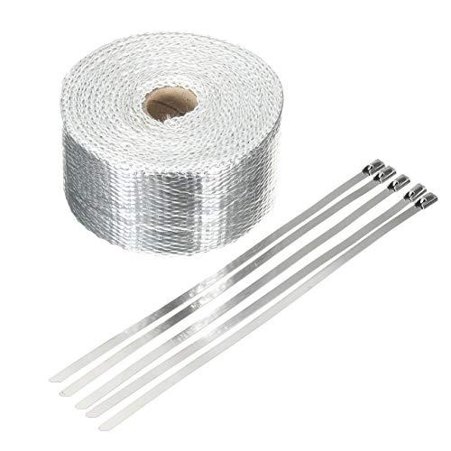 Ballylelly Hochleistungs-Titanfaser-Hitzeschild-Verbund-Brandschutzband
