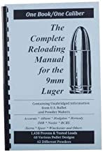 Loadbooks USA, Inc. The Complete Reloading Book Manual for 9mm Luger.,