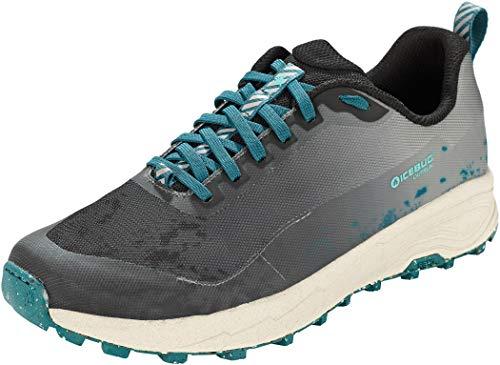Icebug Outrun RB9X Laufschuhe Herren grau/blau Schuhgröße US 8   EU 41 2021 Laufsport Schuhe