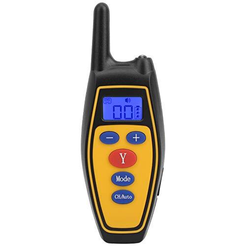 Pet Dog Remote 662 Pet Electric Dog Control Remoto Collar de Entrenamiento Recargable Dog Bark Repelente